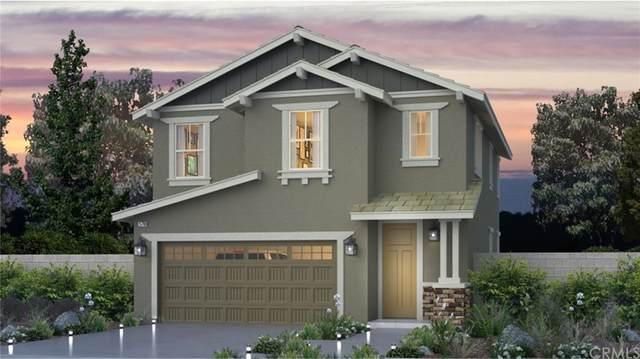16715 Wyndham Lane, Fontana, CA 92336 (#SW21187270) :: Corcoran Global Living