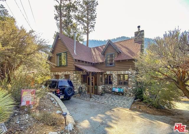 28 San Antonio Falls Rd., 693 - Mt Baldy, CA 91759 (#21776004) :: Robyn Icenhower & Associates