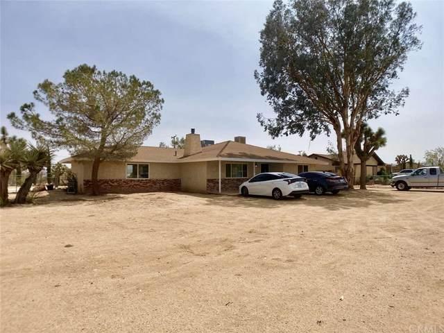 3743 Surrey Avenue, Yucca Valley, CA 92284 (#FR21187482) :: Swack Real Estate Group   Keller Williams Realty Central Coast