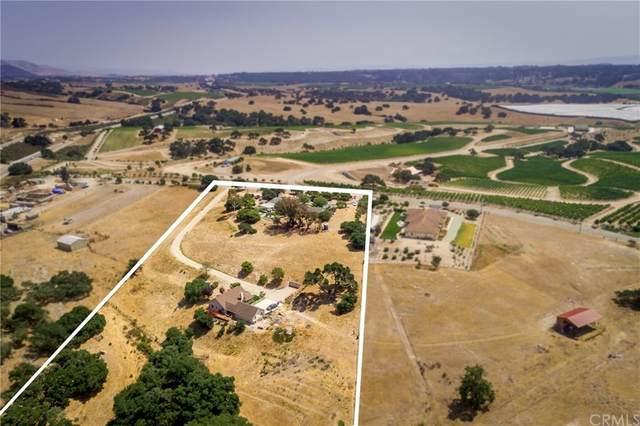2450 Brady Lane, Arroyo Grande, CA 93420 (#PI21182821) :: Corcoran Global Living