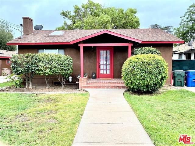 488 Royce Street, Altadena, CA 91001 (#21776284) :: Corcoran Global Living