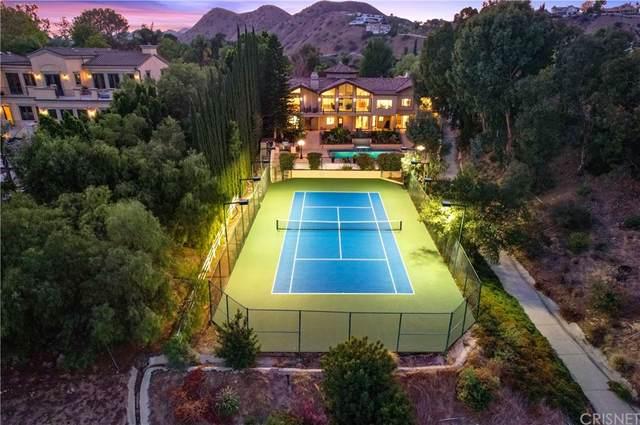 16 Mustang Lane, Bell Canyon, CA 91307 (#SR21187016) :: Corcoran Global Living