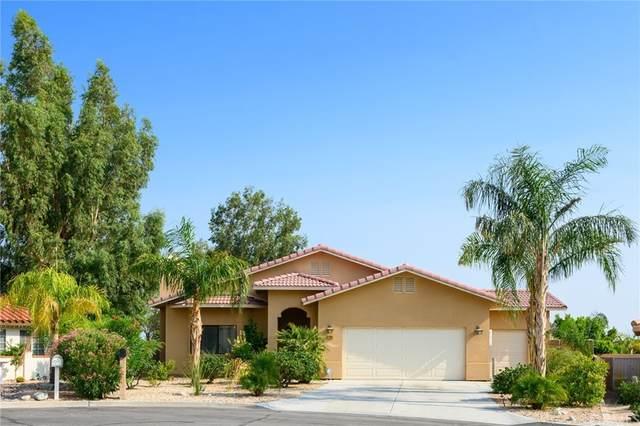 64969 Cotton Court, Desert Hot Springs, CA 92240 (#OC21187425) :: Zen Ziejewski and Team