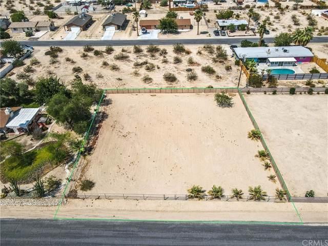 6828 Eucalyptus Avenue, 29 Palms, CA 92277 (#JT21183147) :: Zember Realty Group