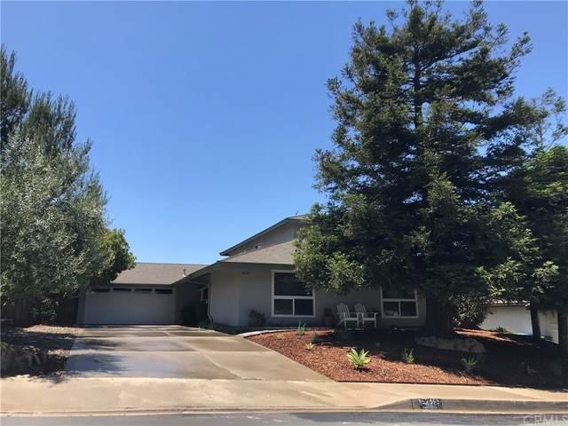 421 S Hawthorne Street, Lompoc, CA 93436 (#PI21188101) :: Swack Real Estate Group   Keller Williams Realty Central Coast