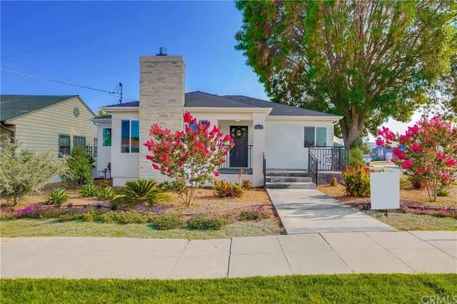 1499 W Sepulveda Street, San Pedro, CA 90732 (#PV21188253) :: Jett Real Estate Group