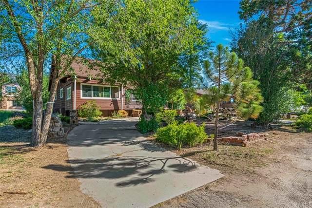 1033 W North Shore Drive, Big Bear, CA 92314 (#PW21187468) :: Robyn Icenhower & Associates