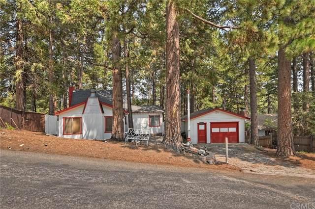 31800 Christmas Tree Lane, Running Springs, CA 92382 (#EV21187821) :: American Real Estate List & Sell