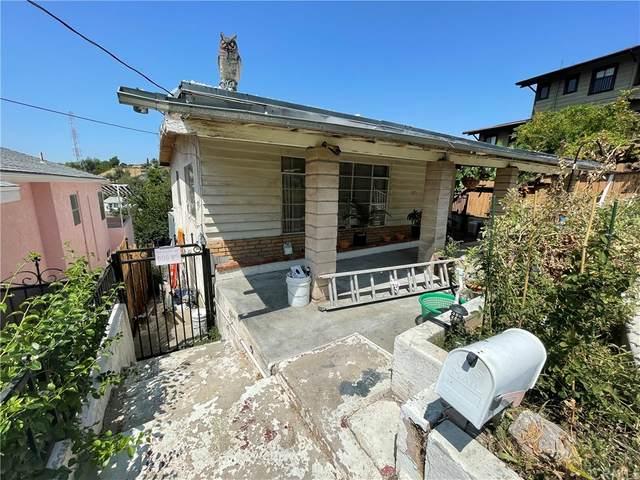 1315 Helen Drive, City Terrace, CA 90063 (#DW21188462) :: Corcoran Global Living