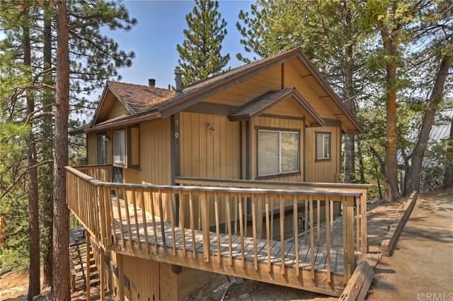 33030 Donner Lane, Arrowbear, CA 92382 (#EV21187737) :: American Real Estate List & Sell