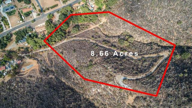 0 Jamul Dr., Jamul, CA 91935 (#210024316) :: Jett Real Estate Group