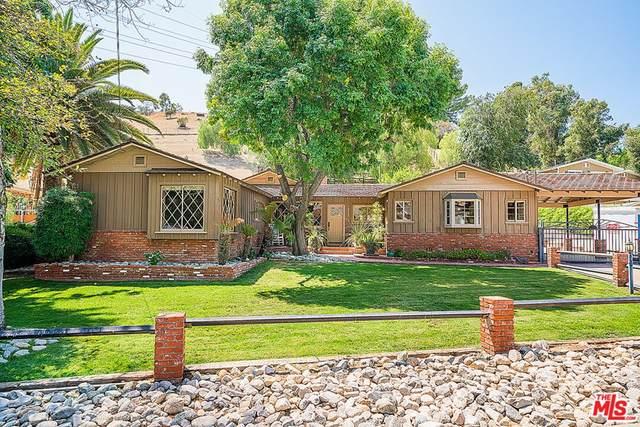 10255 Johanna Avenue, Sunland, CA 91040 (#21755362) :: Corcoran Global Living