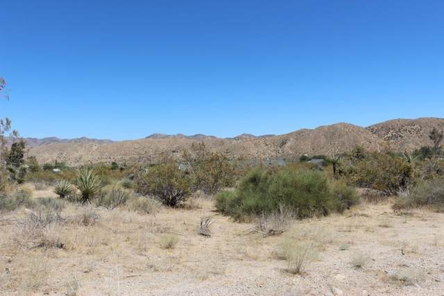 1 Mesquite, Morongo Valley, CA 92256 (#IV21188783) :: Swack Real Estate Group   Keller Williams Realty Central Coast