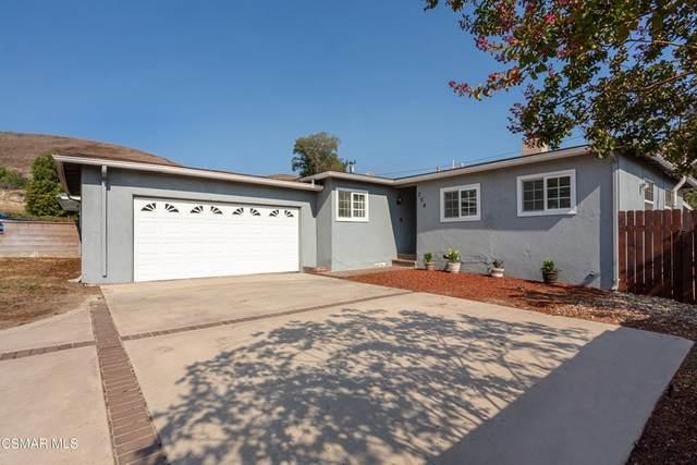 258 Almon Drive, Thousand Oaks, CA 91362 (#221004710) :: Jett Real Estate Group
