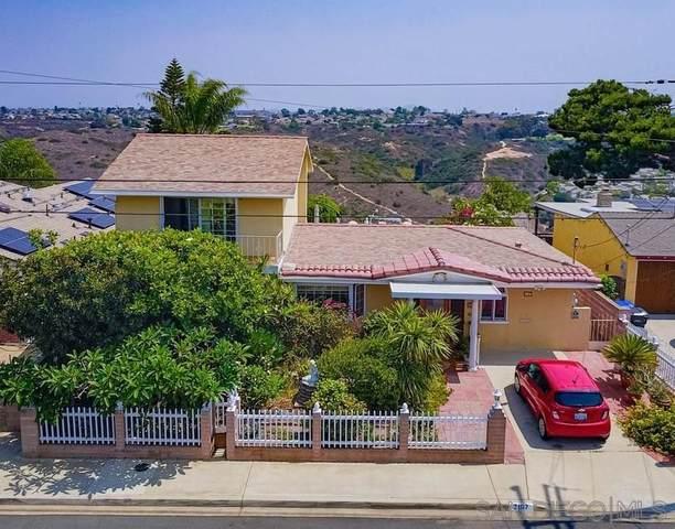 2167 Cowley Way, San Diego, CA 92110 (#210024346) :: Steele Canyon Realty