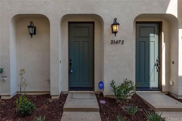 21472 Dahlia Court, Rancho Santa Margarita, CA 92679 (#LG21188349) :: Swack Real Estate Group   Keller Williams Realty Central Coast