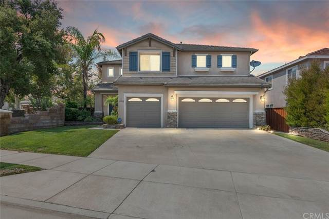 32542 Lost Road, Lake Elsinore, CA 92532 (#SW21188268) :: Cochren Realty Team | KW the Lakes