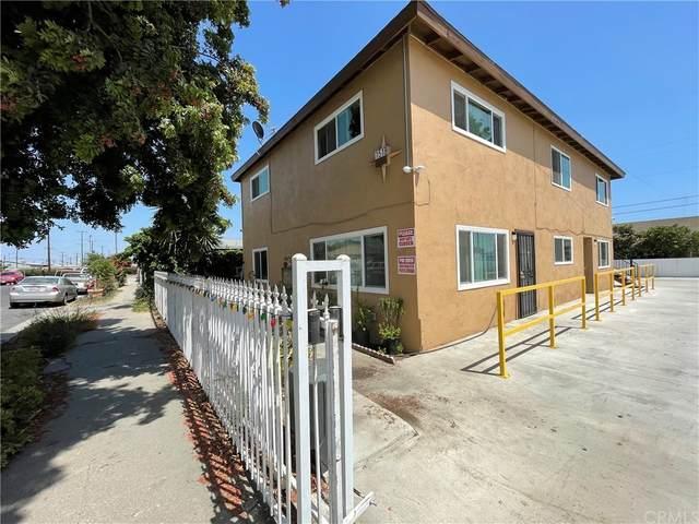 1518 E Colon Street, Wilmington, CA 90744 (#SB21188749) :: Steele Canyon Realty