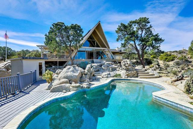60405 Scenic Drive, Mountain Center, CA 92561 (#219066724DA) :: Robyn Icenhower & Associates