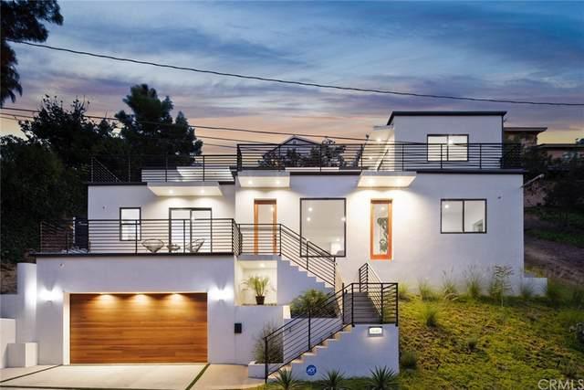 1041 Oneonta Drive, Mount Washington, CA 90065 (#CV21188954) :: Jett Real Estate Group