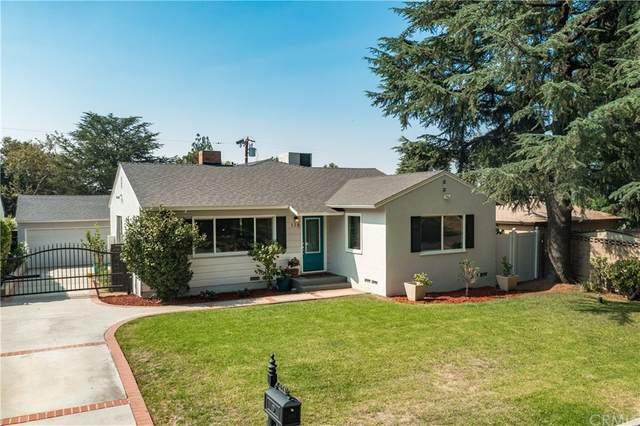 178 Twilight Vista Drive, Altadena, CA 91001 (#EV21189230) :: Corcoran Global Living
