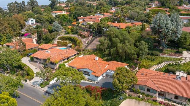 2220 Via Fernandez, Palos Verdes Estates, CA 90274 (#PV21186067) :: Corcoran Global Living