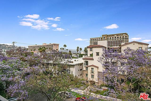 321 N Oakhurst Drive #506, Beverly Hills, CA 90210 (#21777234) :: Steele Canyon Realty