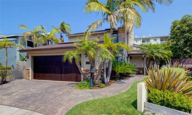 941 24th Street, Hermosa Beach, CA 90254 (#SB21189311) :: Steele Canyon Realty
