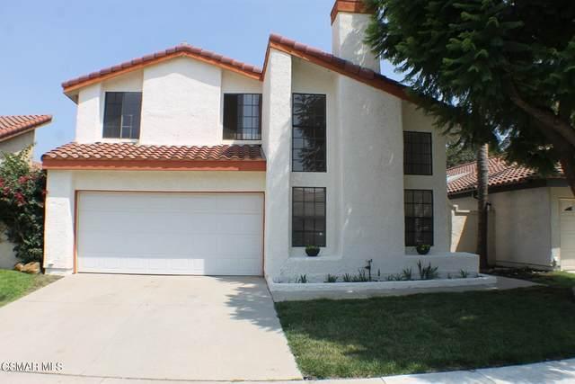 2486 Briarhurst Court, Simi Valley, CA 93063 (#221004723) :: Robyn Icenhower & Associates