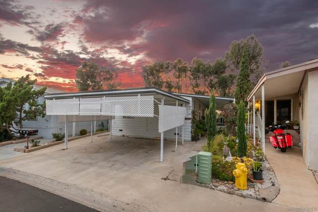 3340 Del Sol Blvd Spc 186, San Diego, CA 92154 (#210024438) :: RE/MAX Empire Properties