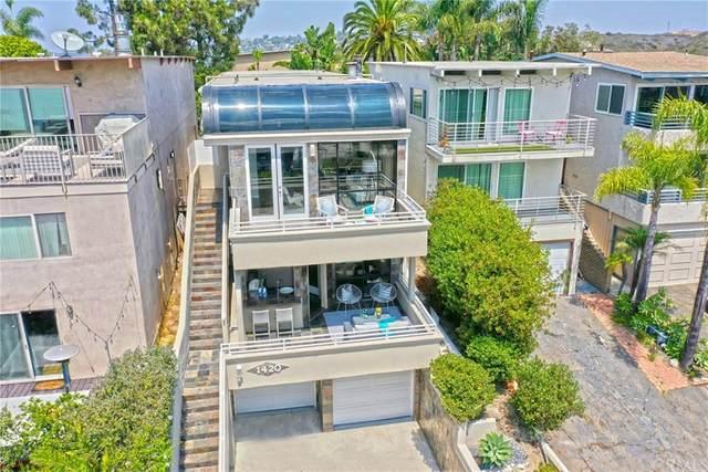1420 Del Mar Avenue, Laguna Beach, CA 92651 (#LG21180230) :: American Real Estate List & Sell