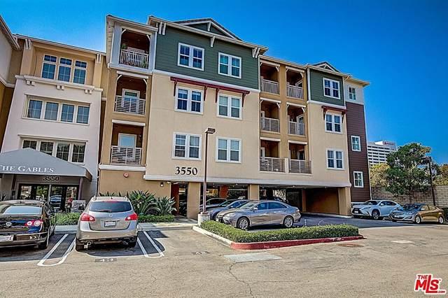 3550 Torrance Boulevard #302, Torrance, CA 90503 (#21777410) :: Steele Canyon Realty