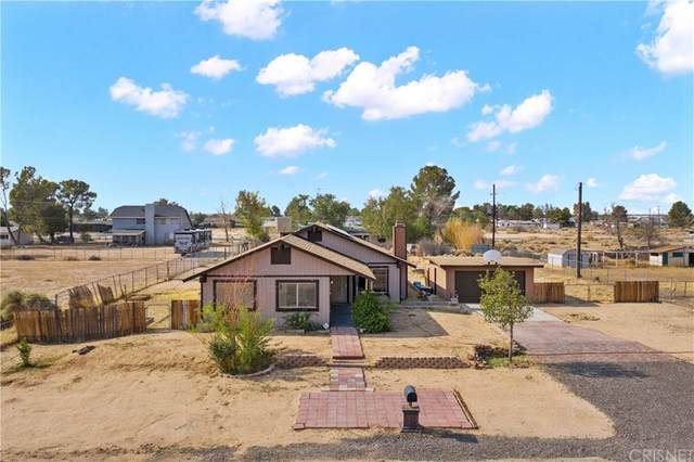 16750 Deserita Avenue, North Edwards, CA 93523 (#SR21182058) :: Corcoran Global Living