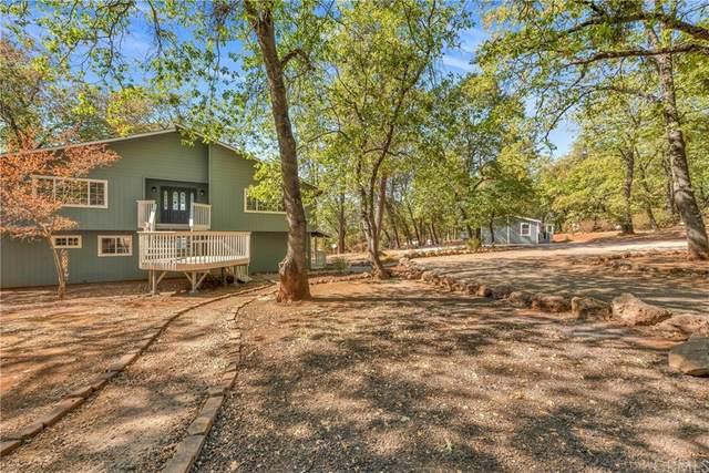 18450 Ponderosa Trail, Lower Lake, CA 95457 (#LC21189476) :: Jett Real Estate Group