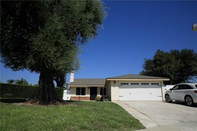 15410 Elm Lane, Chino Hills, CA 91709 (#RS21189570) :: Corcoran Global Living
