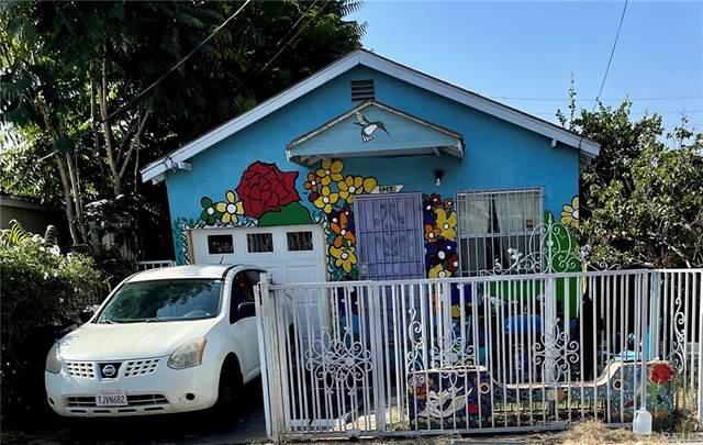 1768 E 107th Street, Los Angeles (City), CA 90002 (#PW21188991) :: Zutila, Inc.