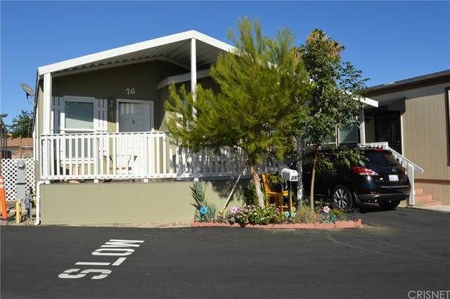 18323 Soledad Canyon Rd #26, Canyon Country, CA 91387 (#SR21189931) :: Blake Cory Home Selling Team