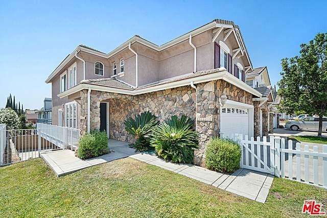 195 Midbury Hill Road, Newbury Park, CA 91320 (#21777536) :: Necol Realty Group