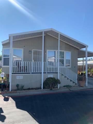 900 Howard Avenue #47, Escondido, CA 92029 (#NDP2110065) :: Steele Canyon Realty
