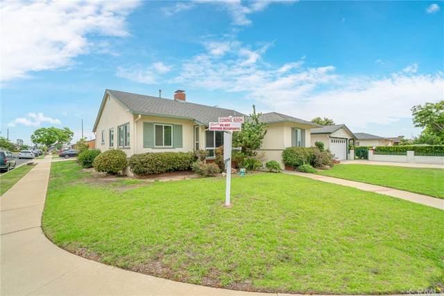 14706 Parron, Gardena, CA 90249 (#SB21190067) :: Blake Cory Home Selling Team