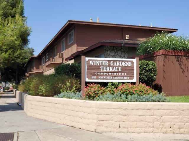 9725 Winter Gardens Blvd #113, Lakeside, CA 92040 (#210024542) :: Corcoran Global Living
