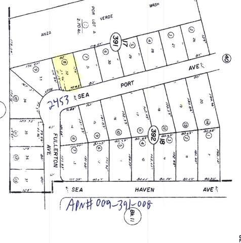 2453 Sea Port Avenue, Salton City, CA 92275 (#219066771DA) :: Steele Canyon Realty