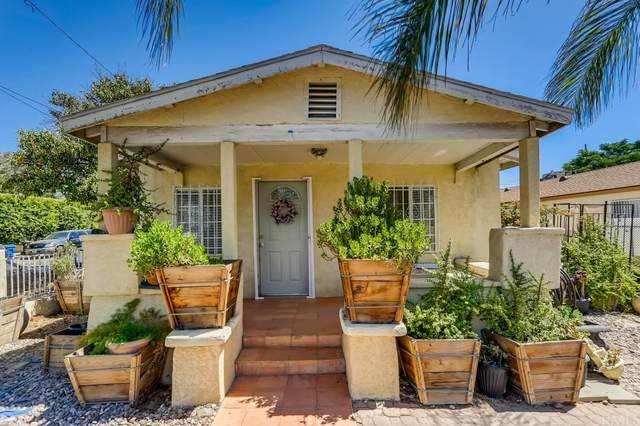 10928 Sutter Avenue, Pacoima, CA 91331 (#TR21189934) :: Steele Canyon Realty