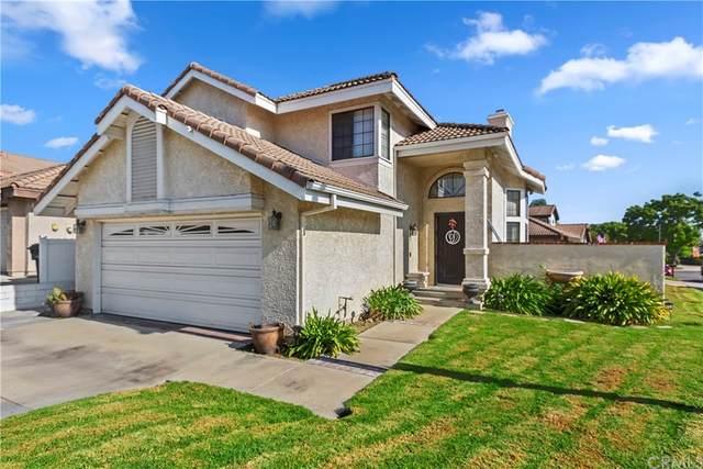 11023 Countryview Drive, Rancho Cucamonga, CA 91730 (#CV21189582) :: Corcoran Global Living