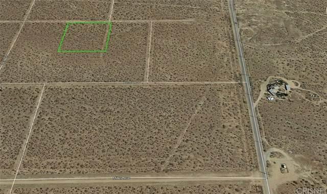 1 Weiss & Forest, Mojave, CA 93501 (#SR21190239) :: Zen Ziejewski and Team