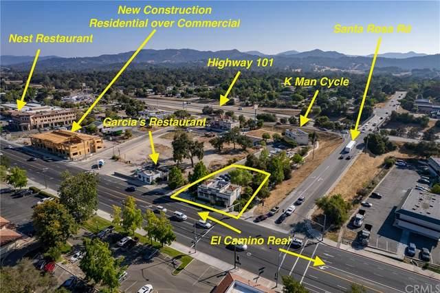 9520 El Camino Real, Atascadero, CA 93422 (#NS21186055) :: Steele Canyon Realty