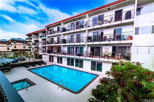 1720 Ardmore Avenue #118, Hermosa Beach, CA 90254 (#PV21177003) :: Go Gabby