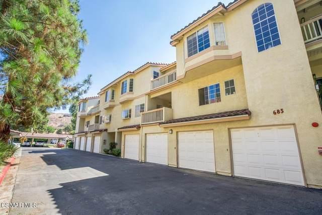 685 Parkside Court #103, Oak Park, CA 91377 (#221004765) :: Steele Canyon Realty