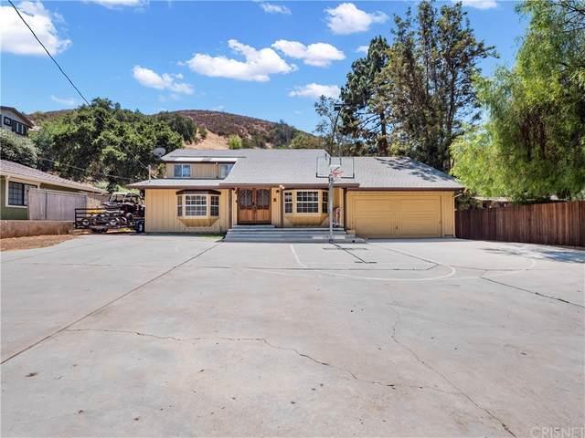 9800 Sunland Boulevard, Shadow Hills, CA 91040 (#SR21190482) :: Robyn Icenhower & Associates