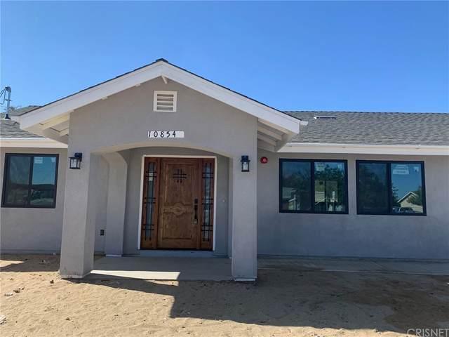 10854 E Avenue R14, Littlerock, CA 93543 (#SR21190547) :: Swack Real Estate Group | Keller Williams Realty Central Coast